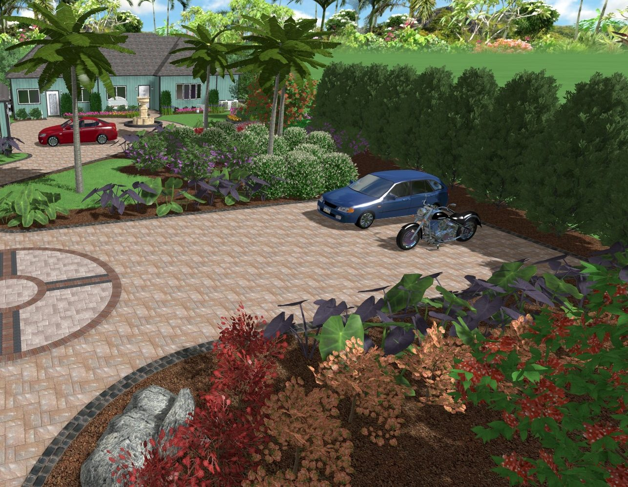 Landscape Design – Backyard Living