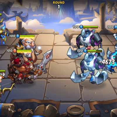Idle Heroes- Mobile Game of the Highest Order for Endless Entertainment