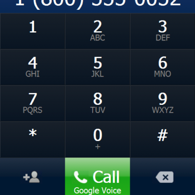 Phone Numbers- Traceable through Applicable Means