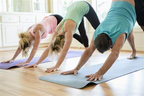 Yoga: Stretch Your Way to a Good Night's Sleep with These  Moves
