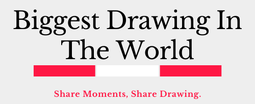 Biggest Drawing In The World