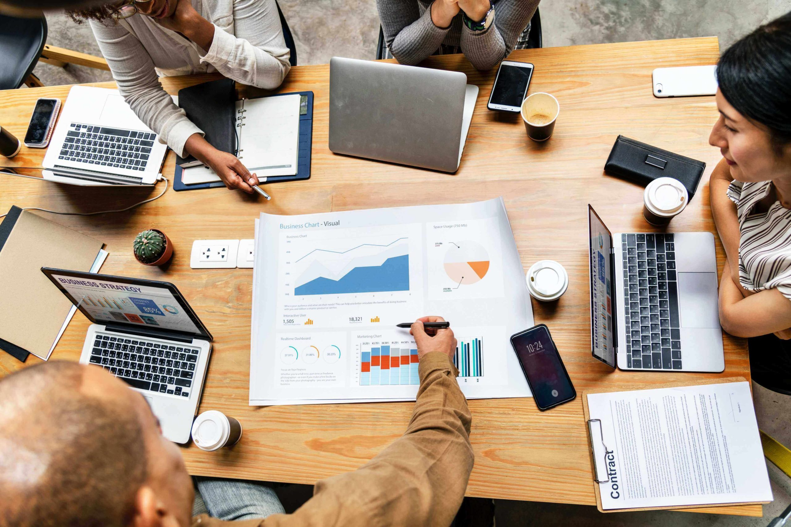 Outsourced Accounting Services For Business Growth