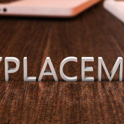 What is the value of the Outplacement service for an employee?