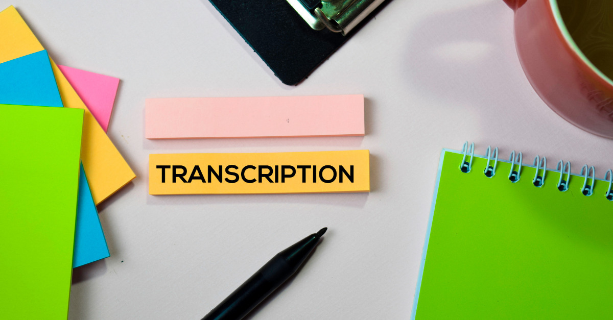 Starting As A Transcriptionist? – These Tips Could Come In Handy