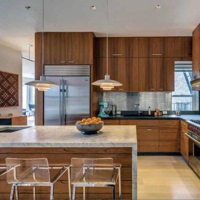 Give Your Kitchen A Contemporary Look