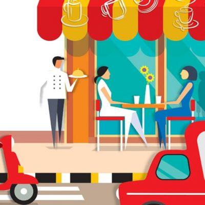 Lucrative Offer- Food Culture